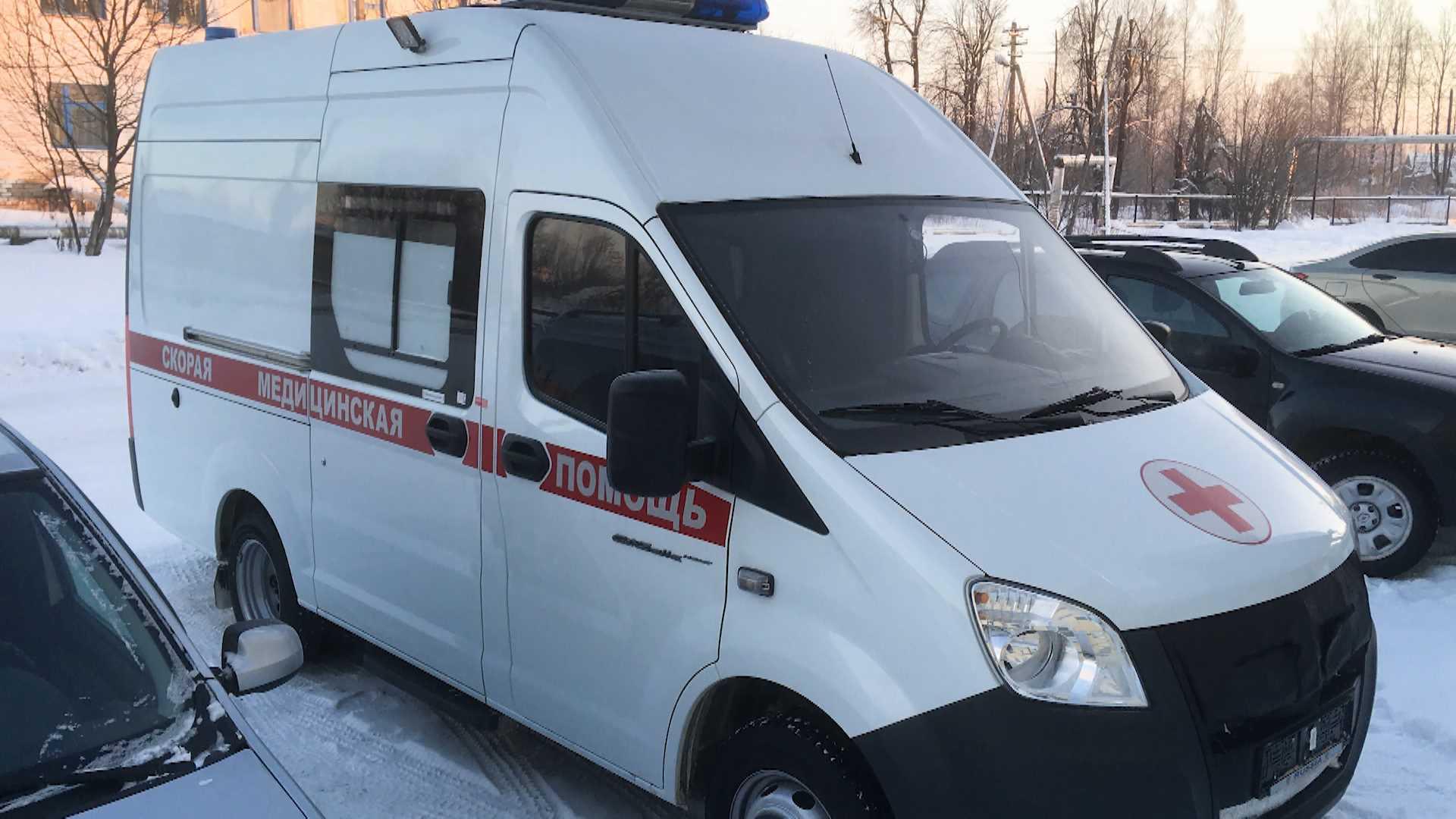Новые кареты «Скорой помощи» спешат на помощь жителям Костромской области