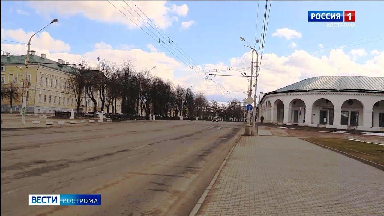 В Костромской области запрещаются любые массовые мероприятия