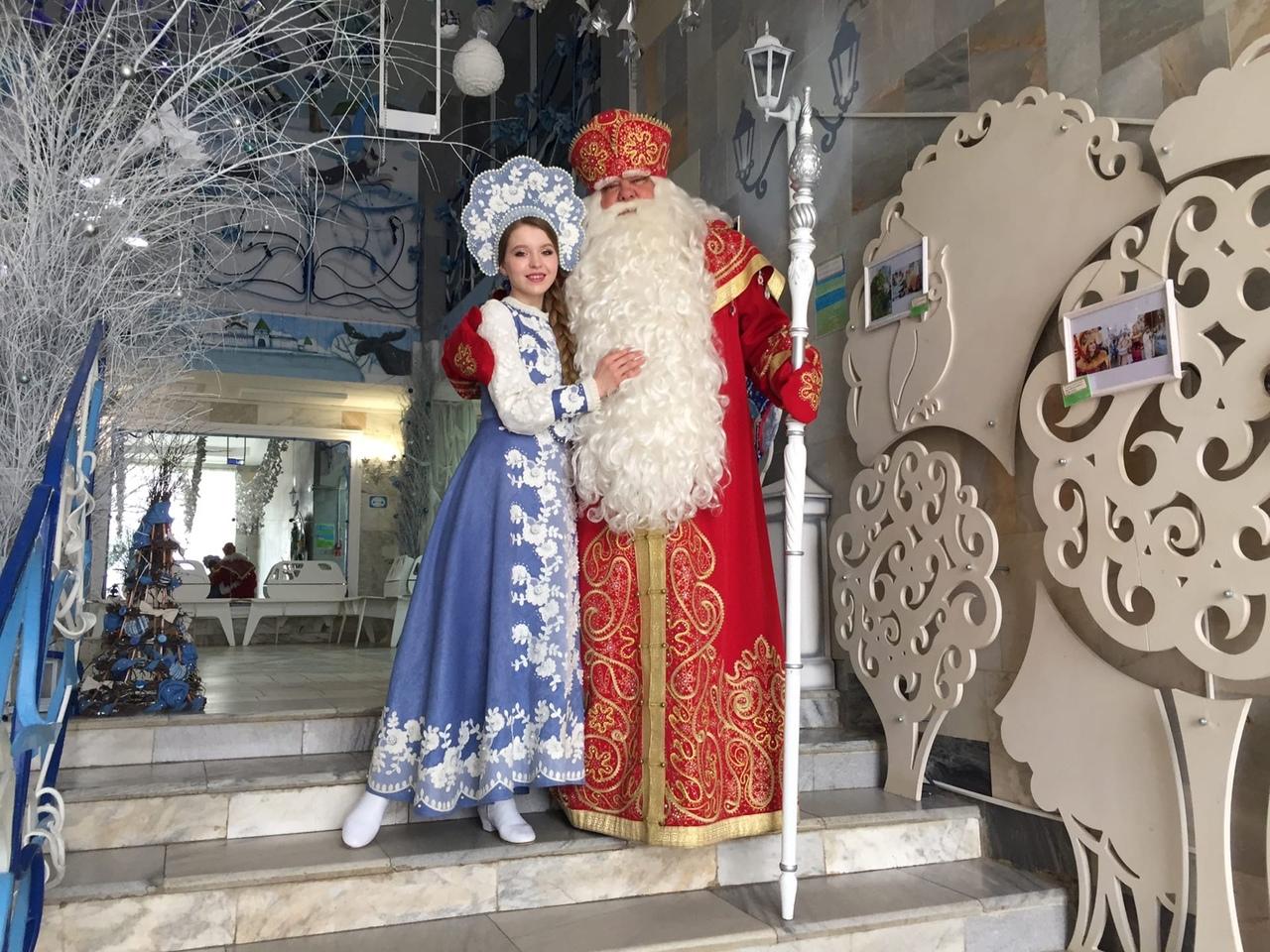 День рождения Снегурочки в Костроме гости могли посетить только по билетам