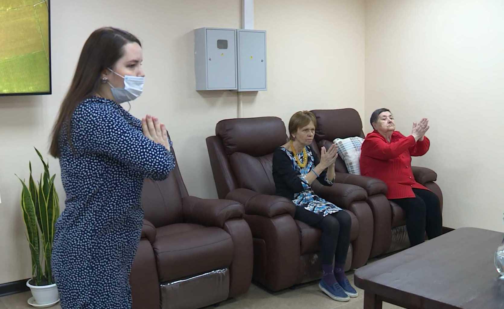 В Костроме вновь заработал «детский сад» для пожилых