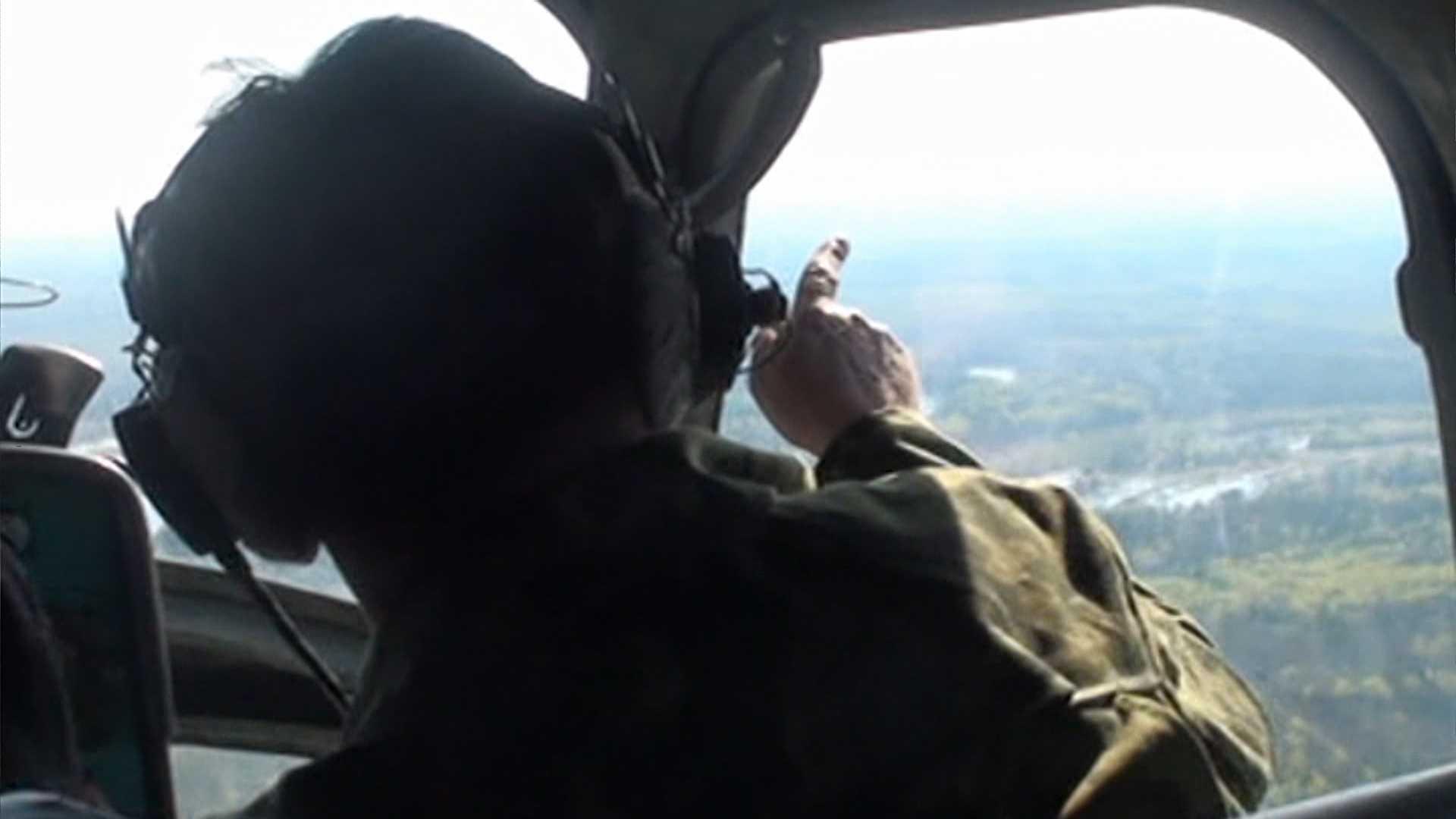 Для контроля пожароопасных участков МЧС поднимет в воздух авиацию и дронов