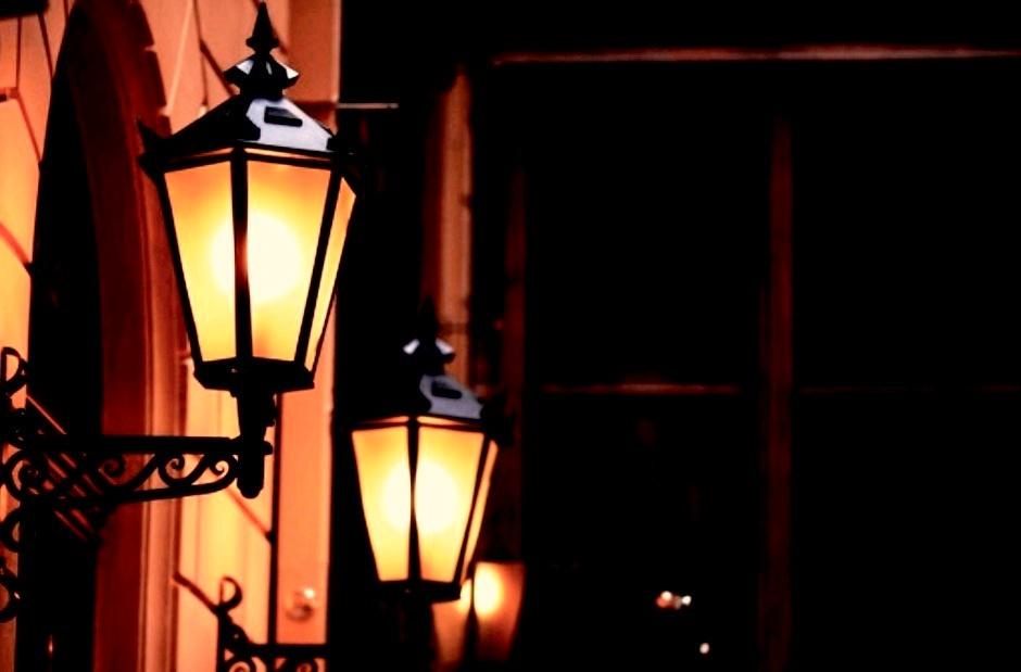 Ослепительный уличный фонарь сподвиг костромича на кражу