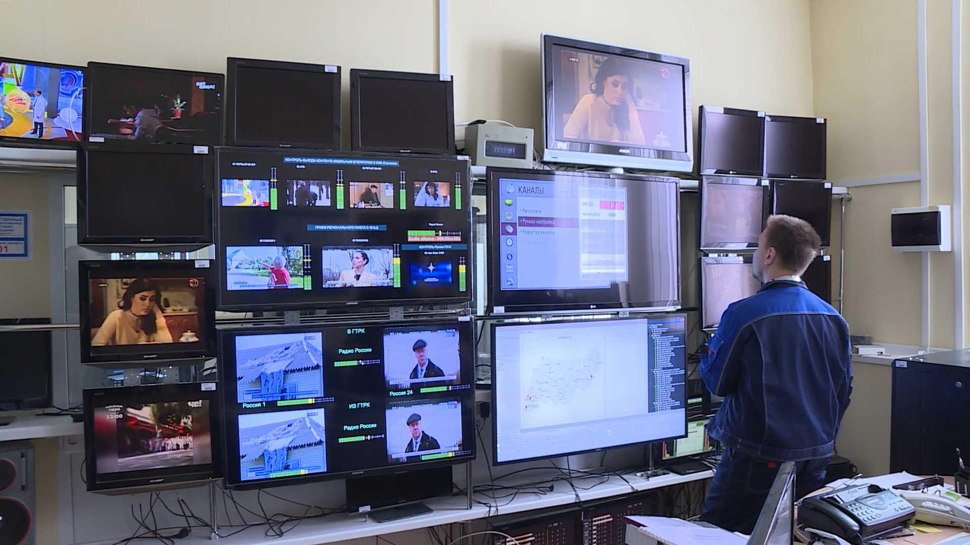 Зрителей северо-востока Костромской области сегодня не увидят телевидения