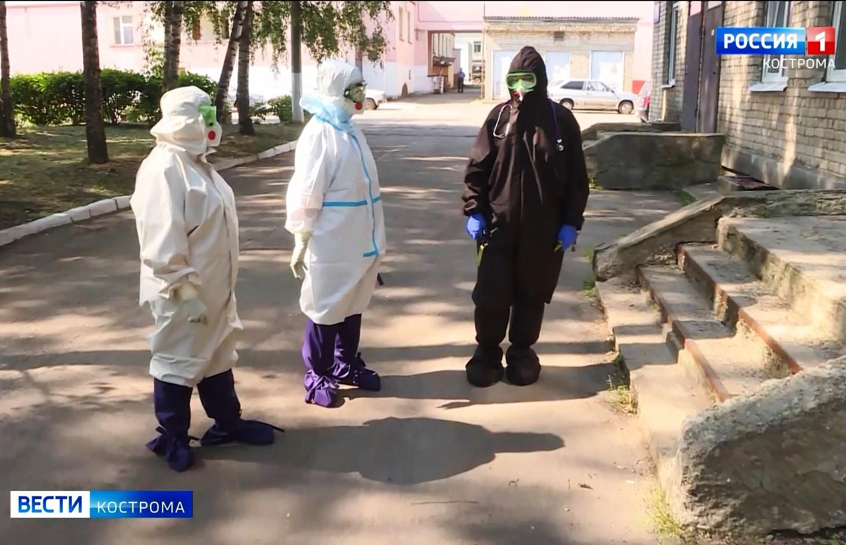 Более 140 млн рублей получит Костромская область на медицинские цели