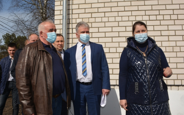 Дольщики из Костромской области поблагодарили губернатора за завершение долгостроя