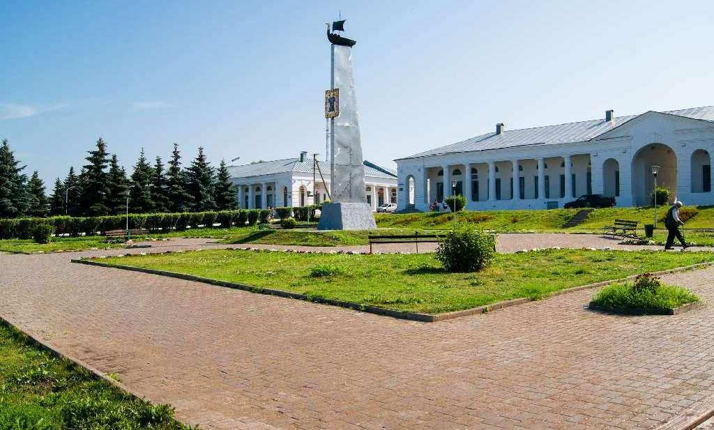 Центральную часть Галича благоустроят на 50 миллионов рублей