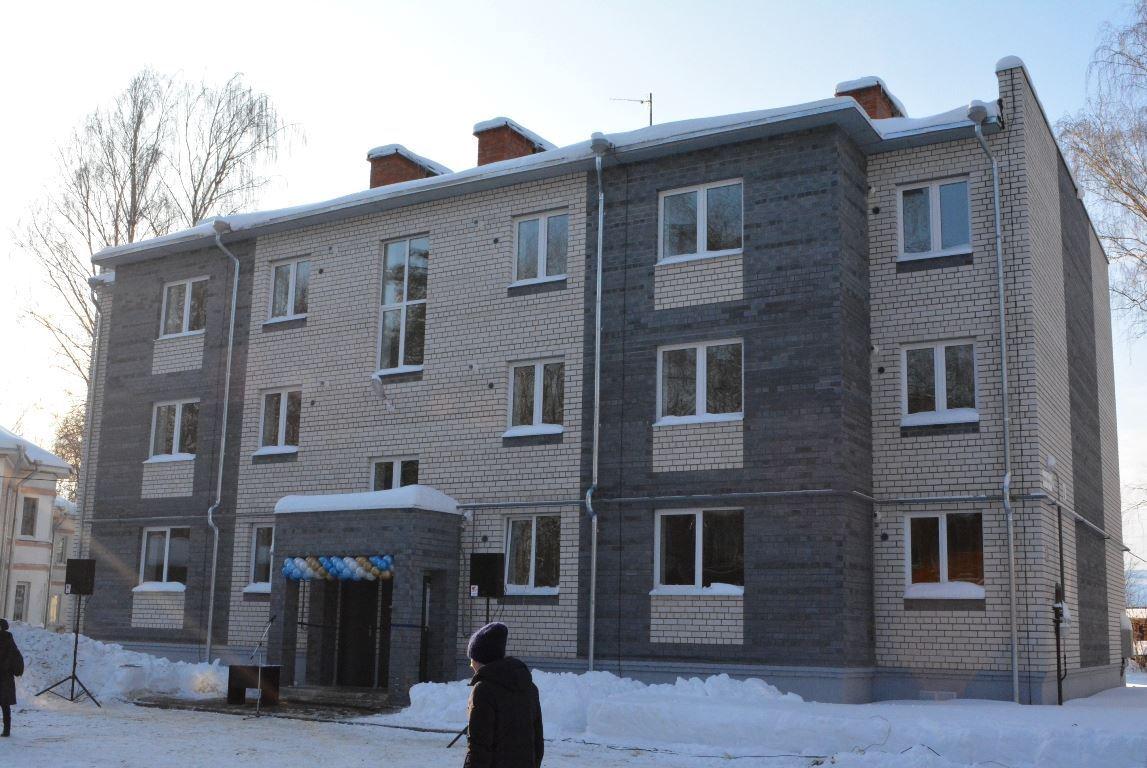 Костромских сирот обеспечат жильем