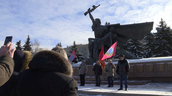 Ветераны-афганцы из Костромы почтили память павших воинов