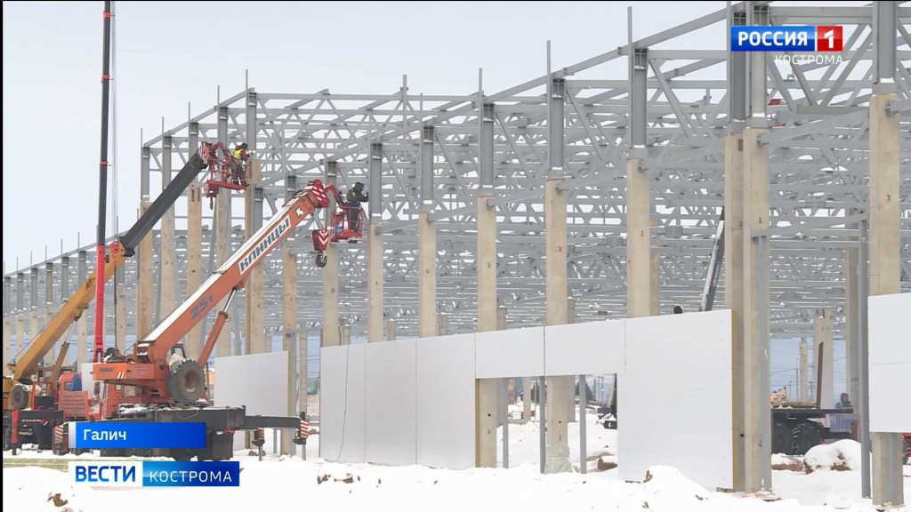 Костромская область выросла по рейтингу инвестиционной активности до 28 места в стране