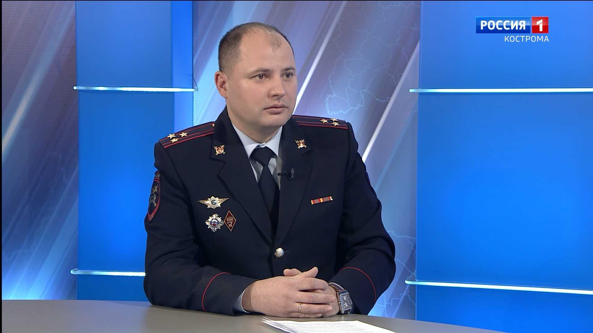 Снижение числа ДТП вывело Костромскую область в топ по России