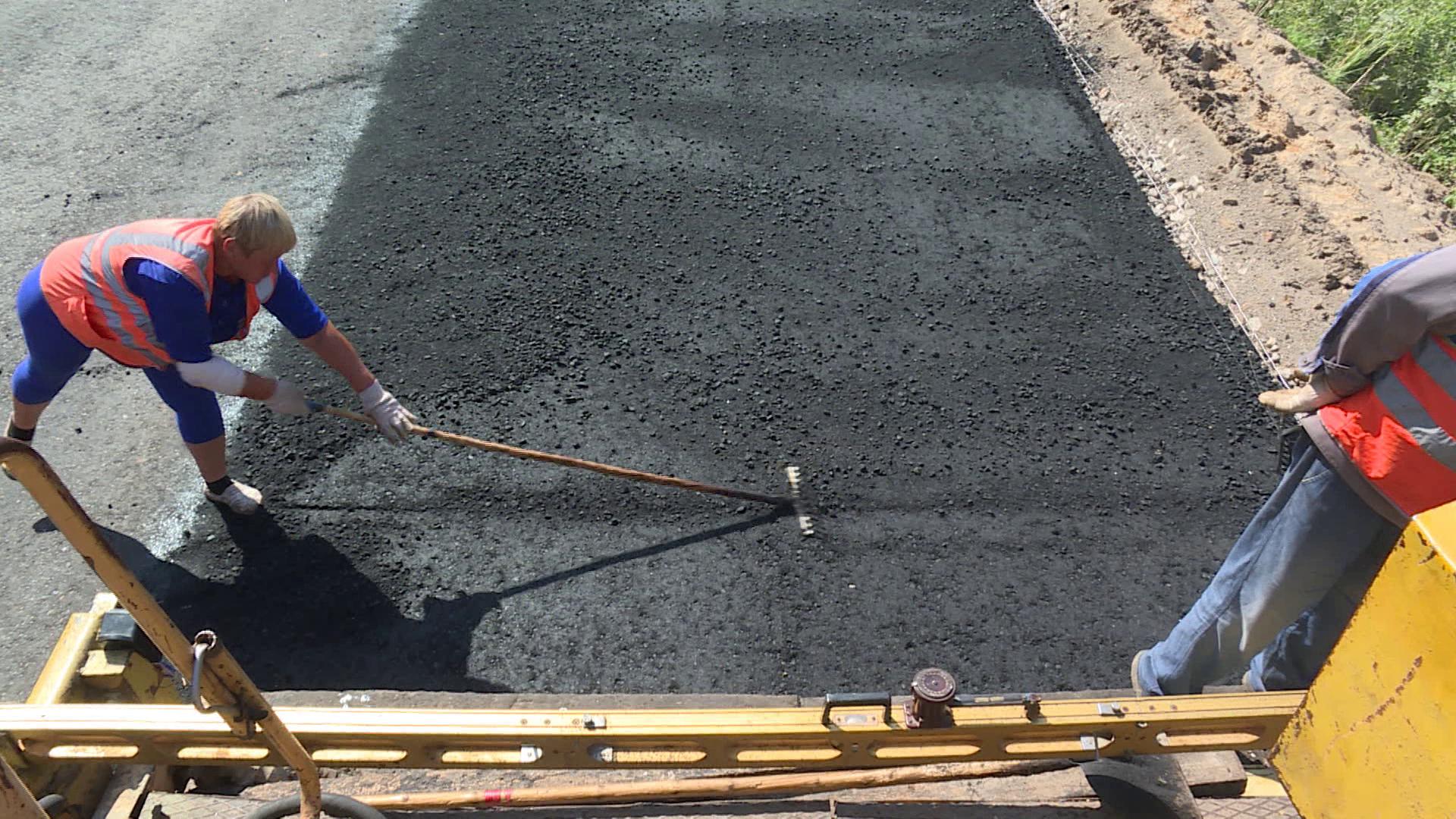 Костромские власти определили список дорог для ремонта в 2021 году