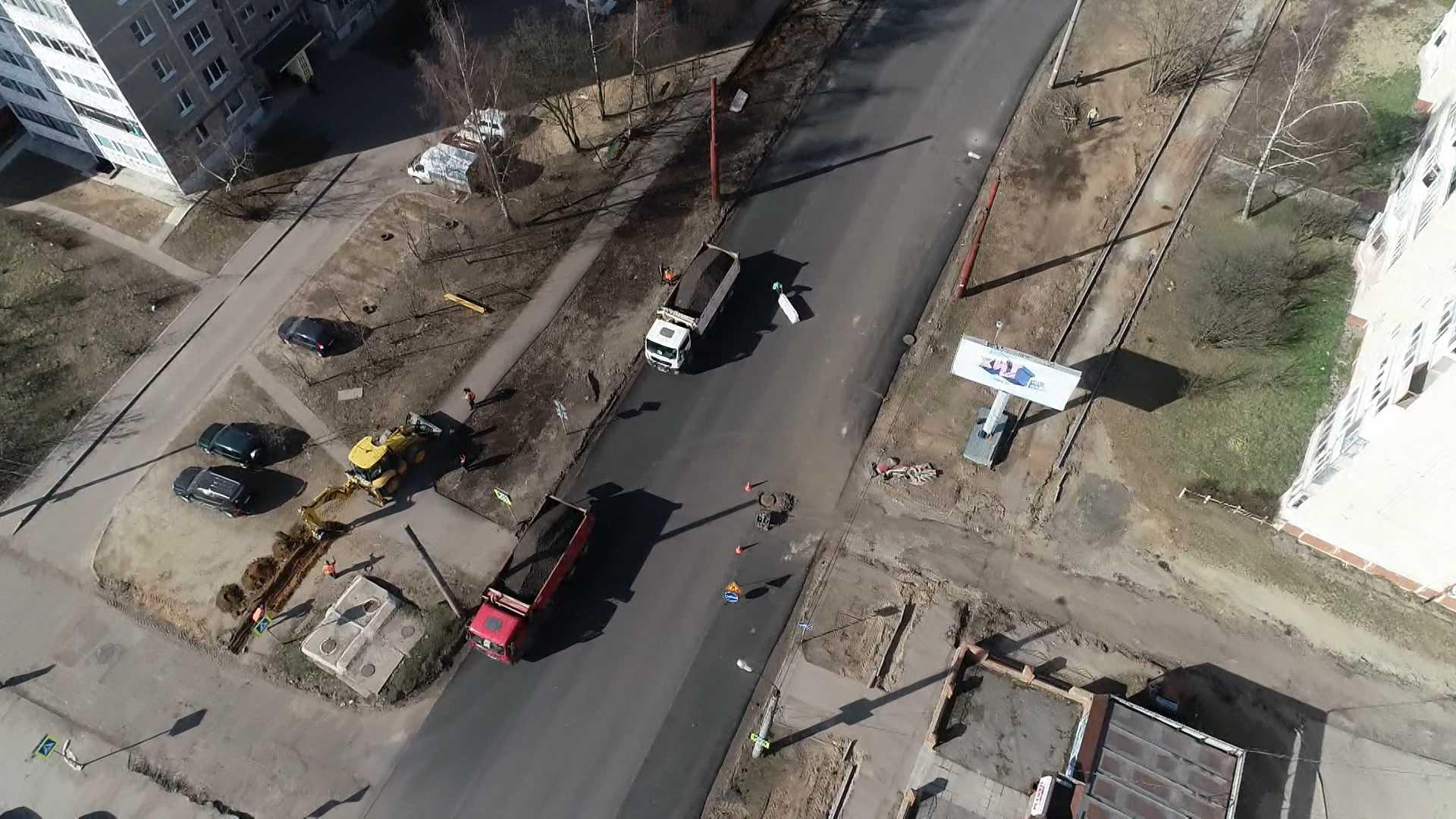 Дороги в Костроме будут переделывать по гарантии