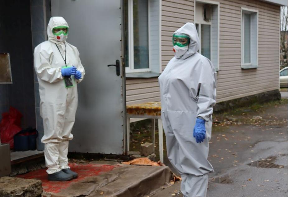 Ещё двое мужчин скончались из-за коронавируса в Костроме