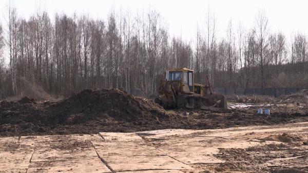 В костромском посёлке Волжский началось строительство школы