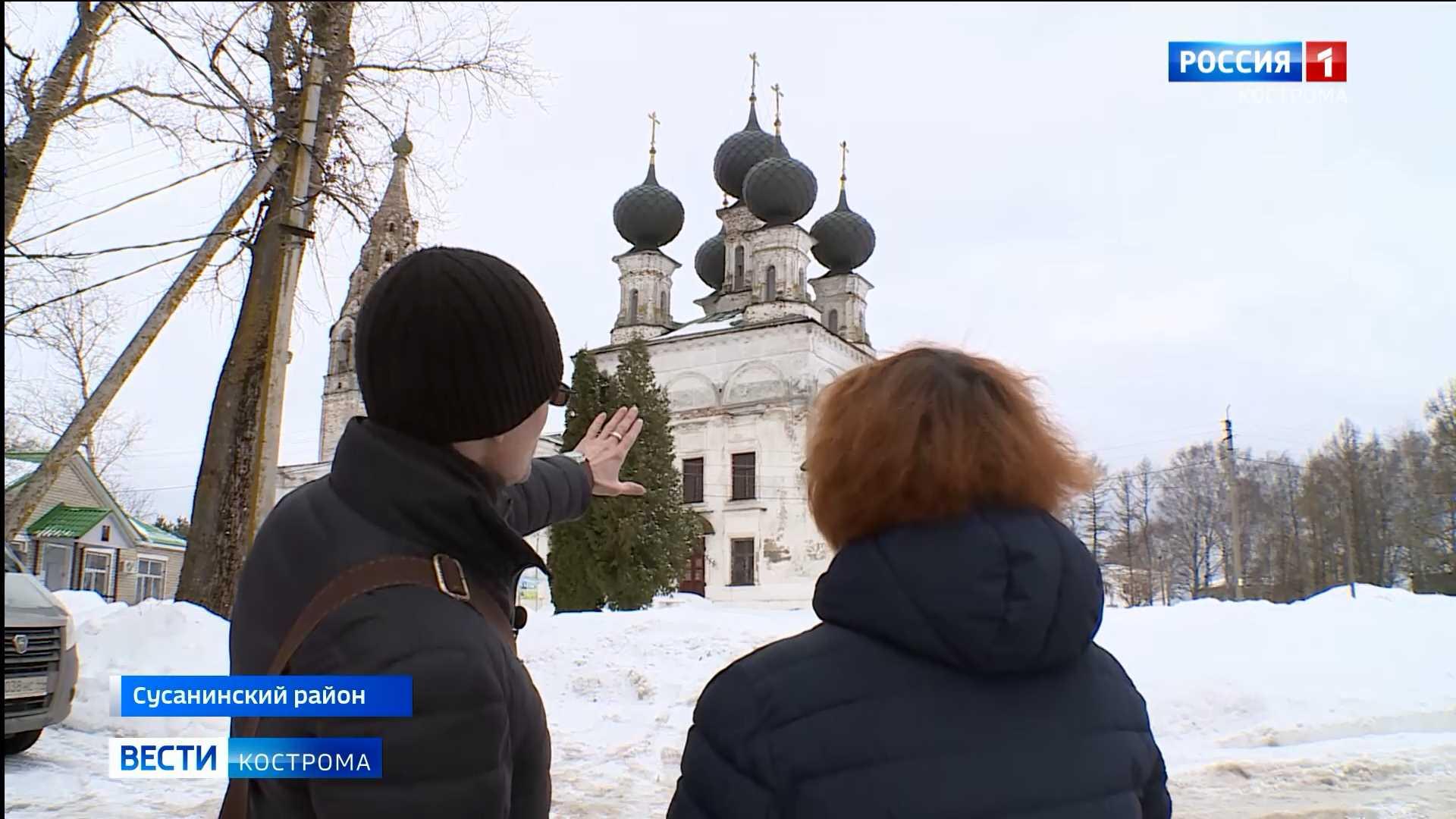 ГТРК «Кострома» прошла по следу Саврасова в поисках тех самых «Грачей»