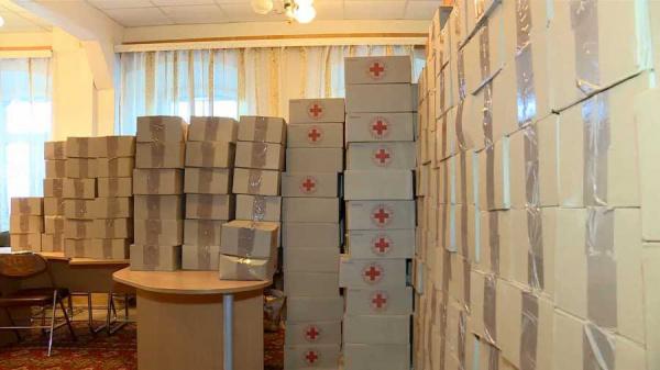Костромичи получат гуманитарную помощь от Красного Креста