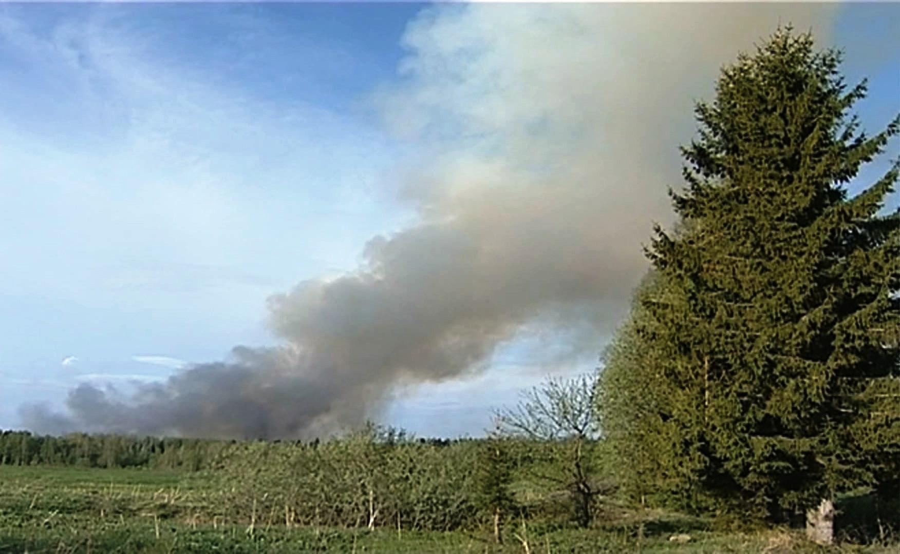 Ещё в восьми районах Костромской области введён особый противопожарный режим