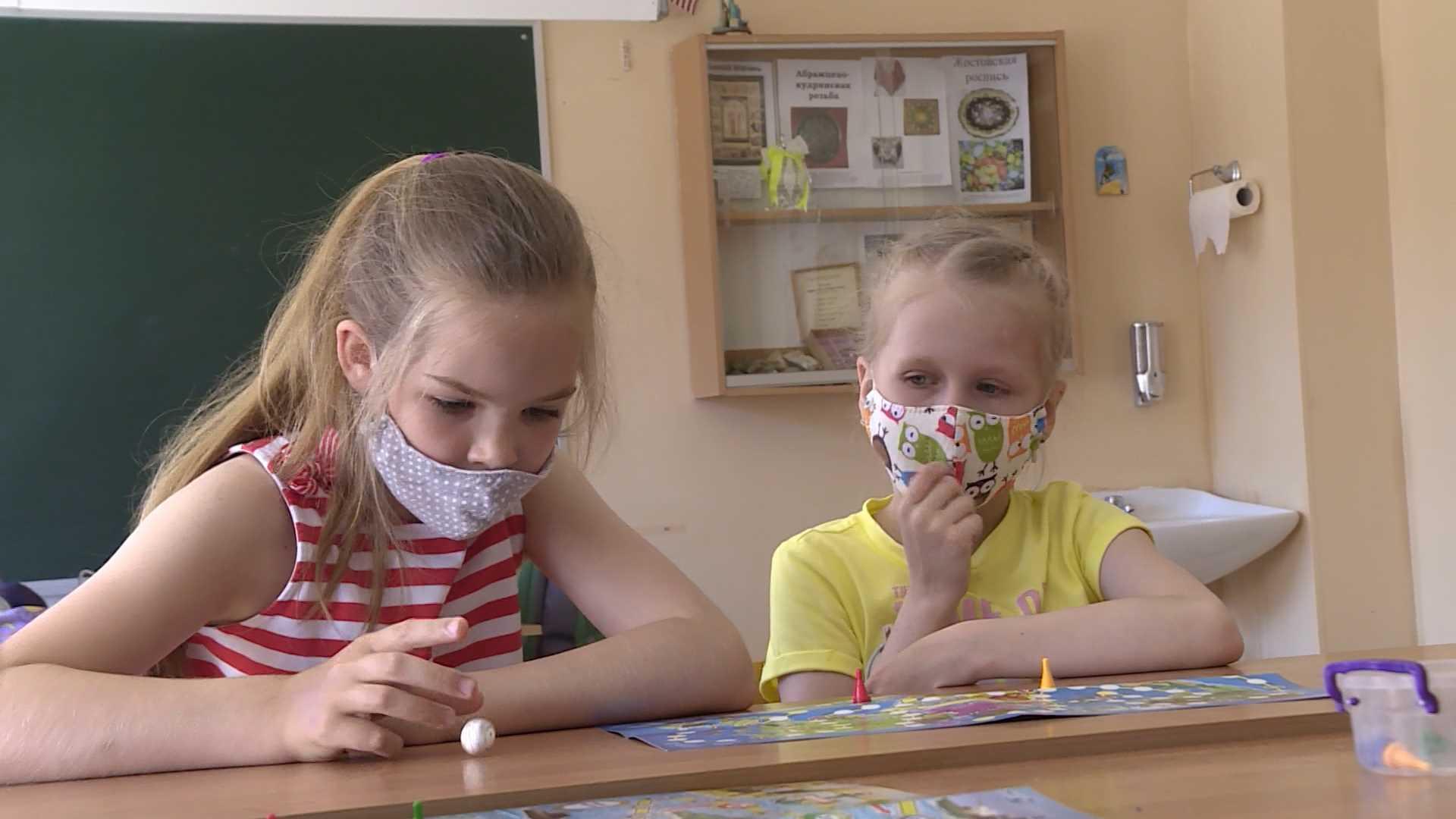 Детей в костромских лагерях ждёт «антивирусный» отдых