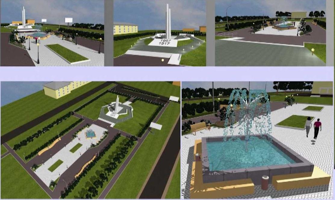 В Шарье местные жители предложили сделать новый фонтан