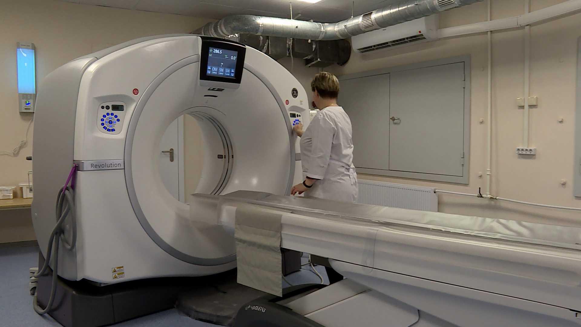 Обследовать маленьких костромичей будут на современном томографе