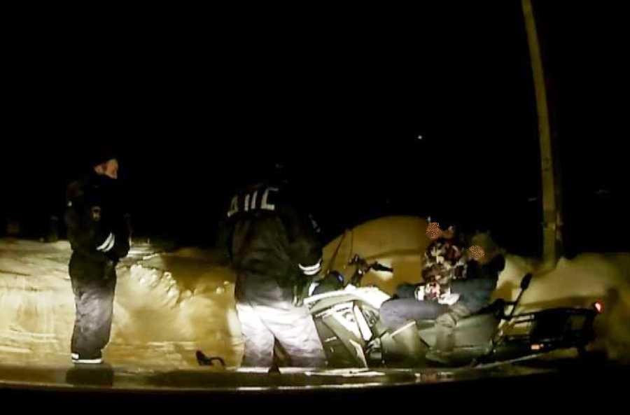 По улицам костромского райцентра рассекал 12-летний водитель