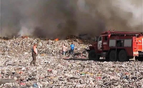 Жители деревень под Костромой жалуются на мусорный дым