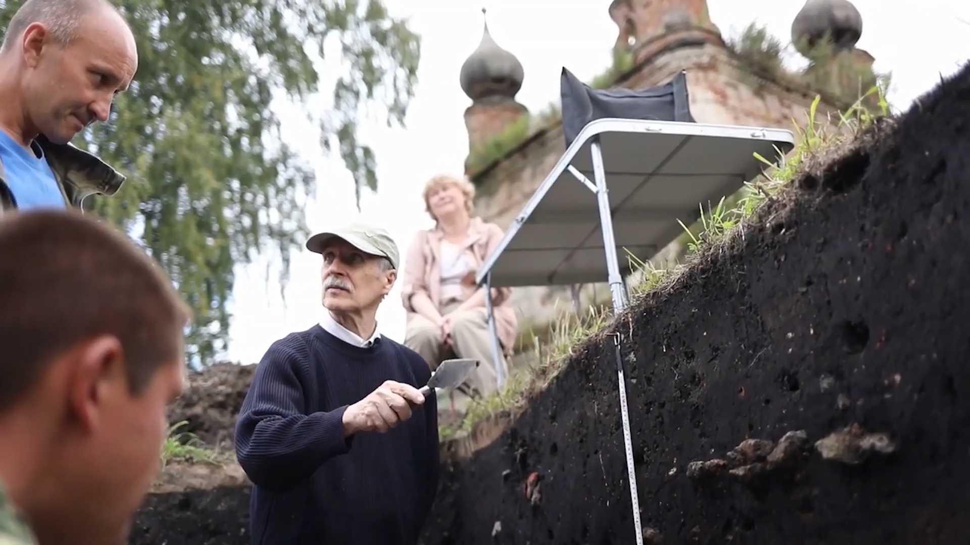 Раскопкам возле Галичского озера посвятили альбом и фильм