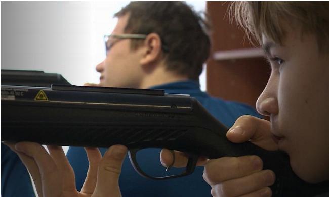 Костромичам дадут пострелять из лазерного оружия