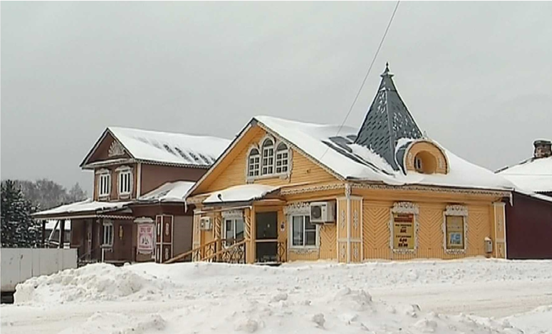 Костромской райцентр вошёл в дюжину самобытных городов России