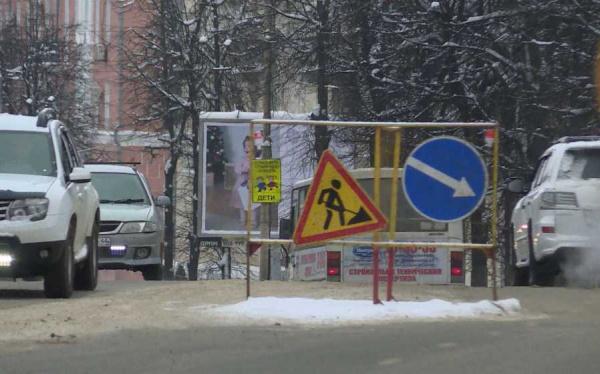 Проблемную ограду с главной улицы Костромы уберут на днях