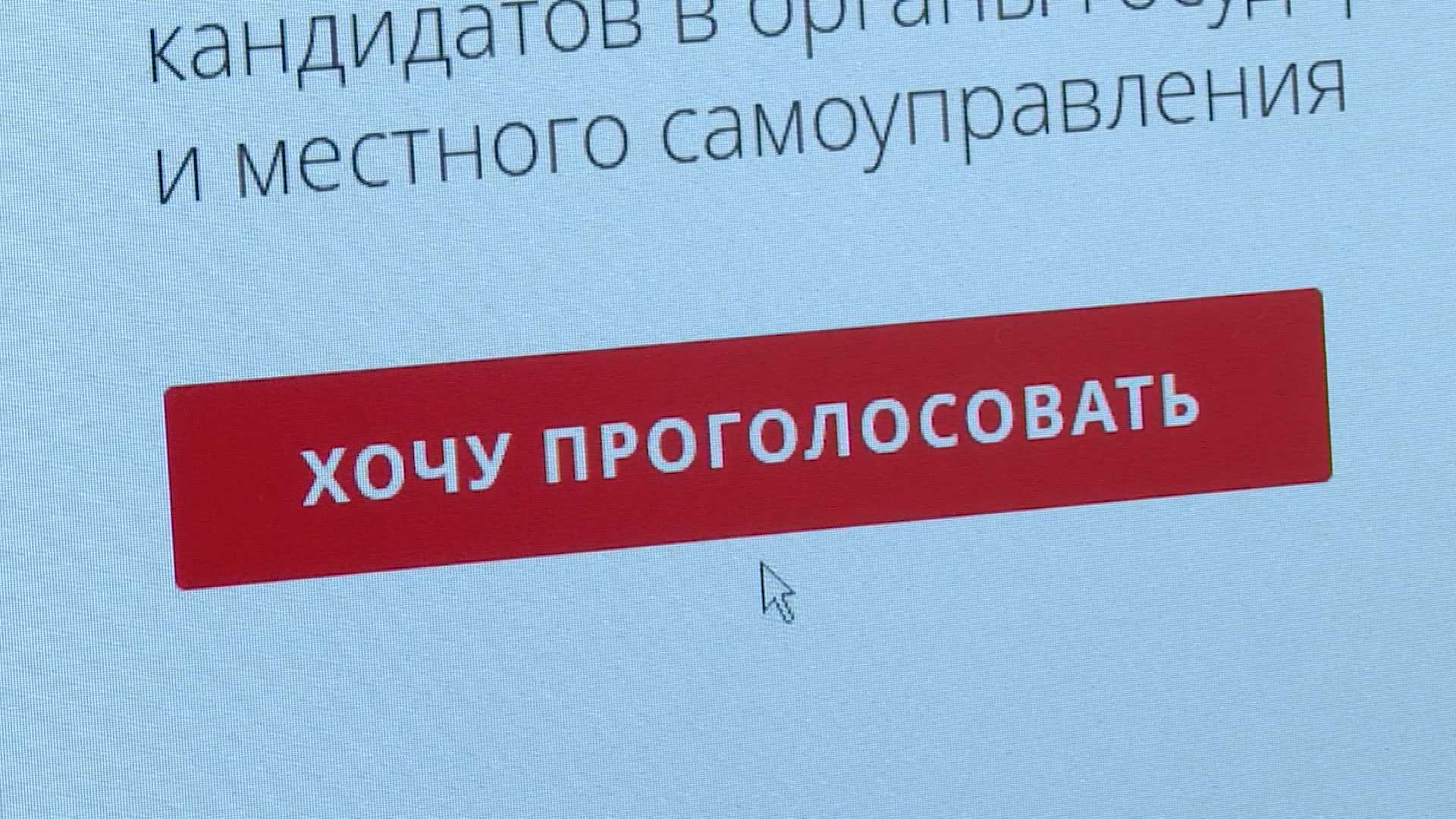 Электронное голосование узаконили в Костромской области
