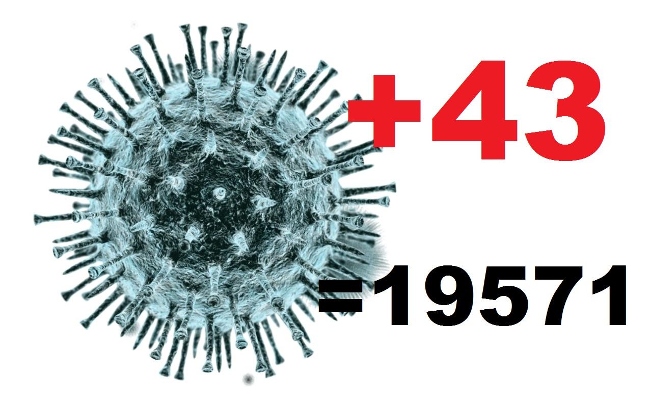 Главное сегодня                                                                                        менее часа назад                                                                                                                                                                                                                                                                                               Коронавирус диагностирован за сутки в Костромской области у 43 человек                                                                 Выписали с больничного 26 пациентов с COVID-19.