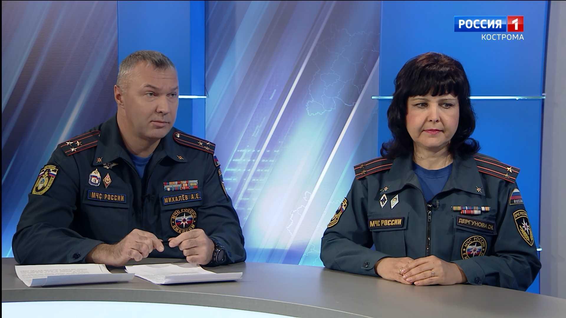 В МЧС назвали основные причины пожаров в костромских домах