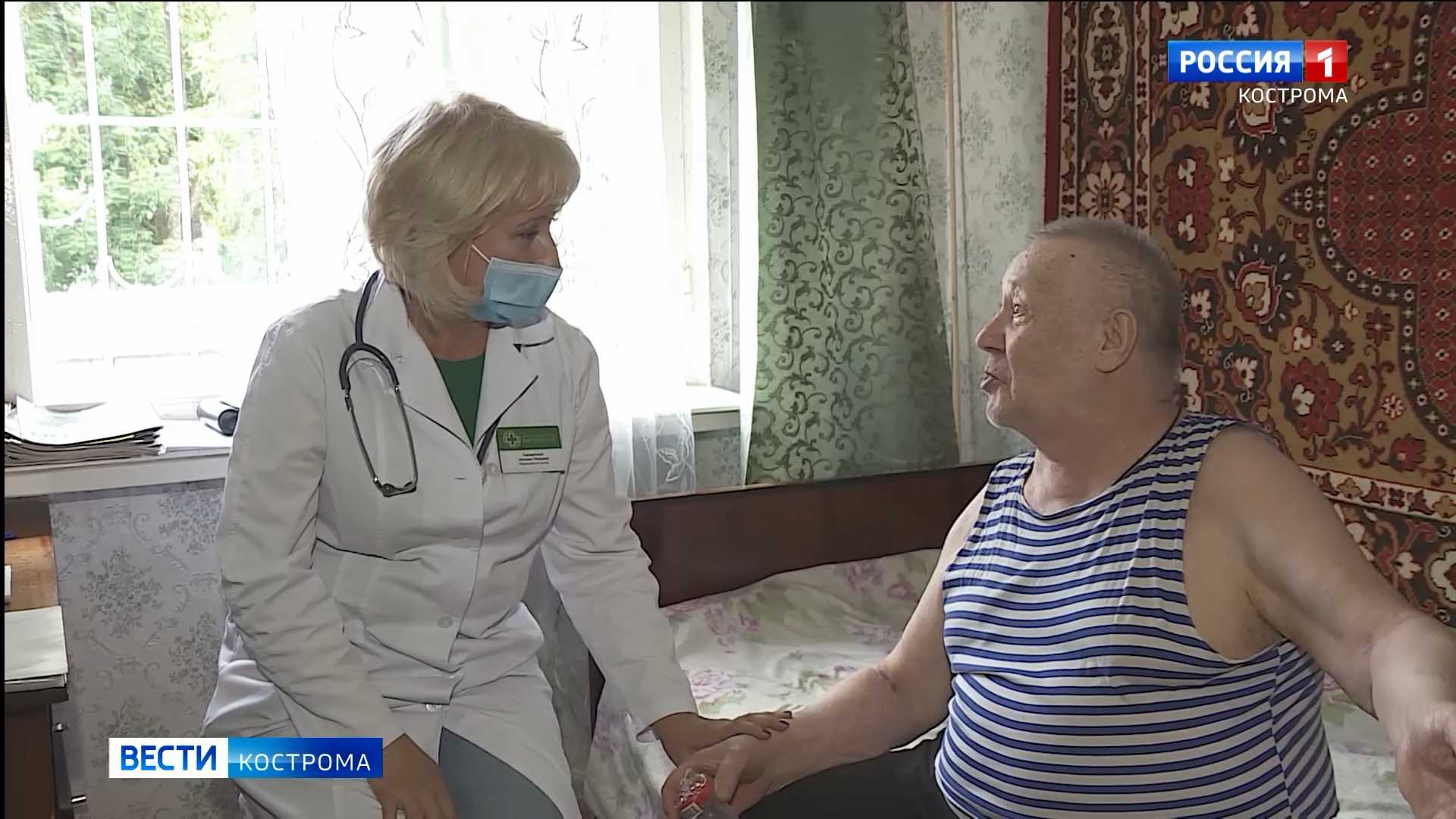 В Костроме вырастет число частных клиник, кто будет оказывать бесплатную помощь пожилым