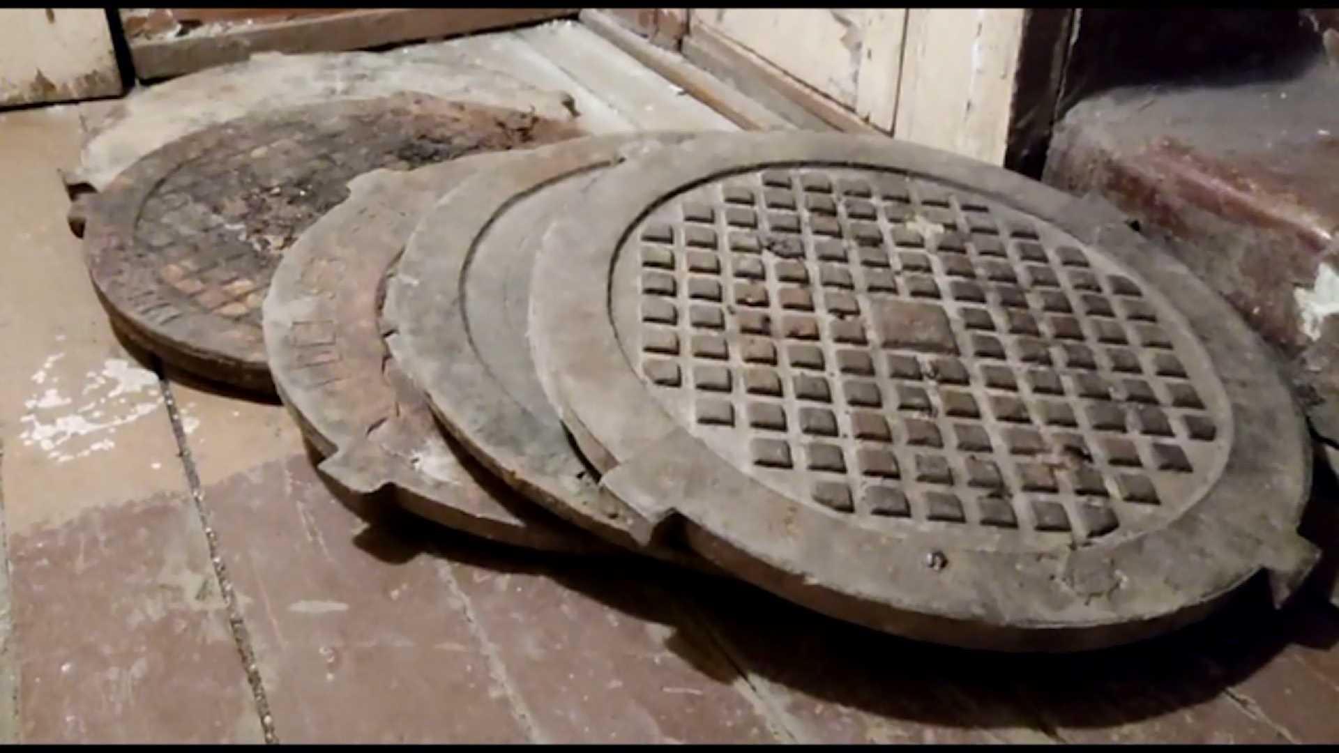 Полиция нейтрализовала шайку похитителей крышек от канализационных люков в Костроме