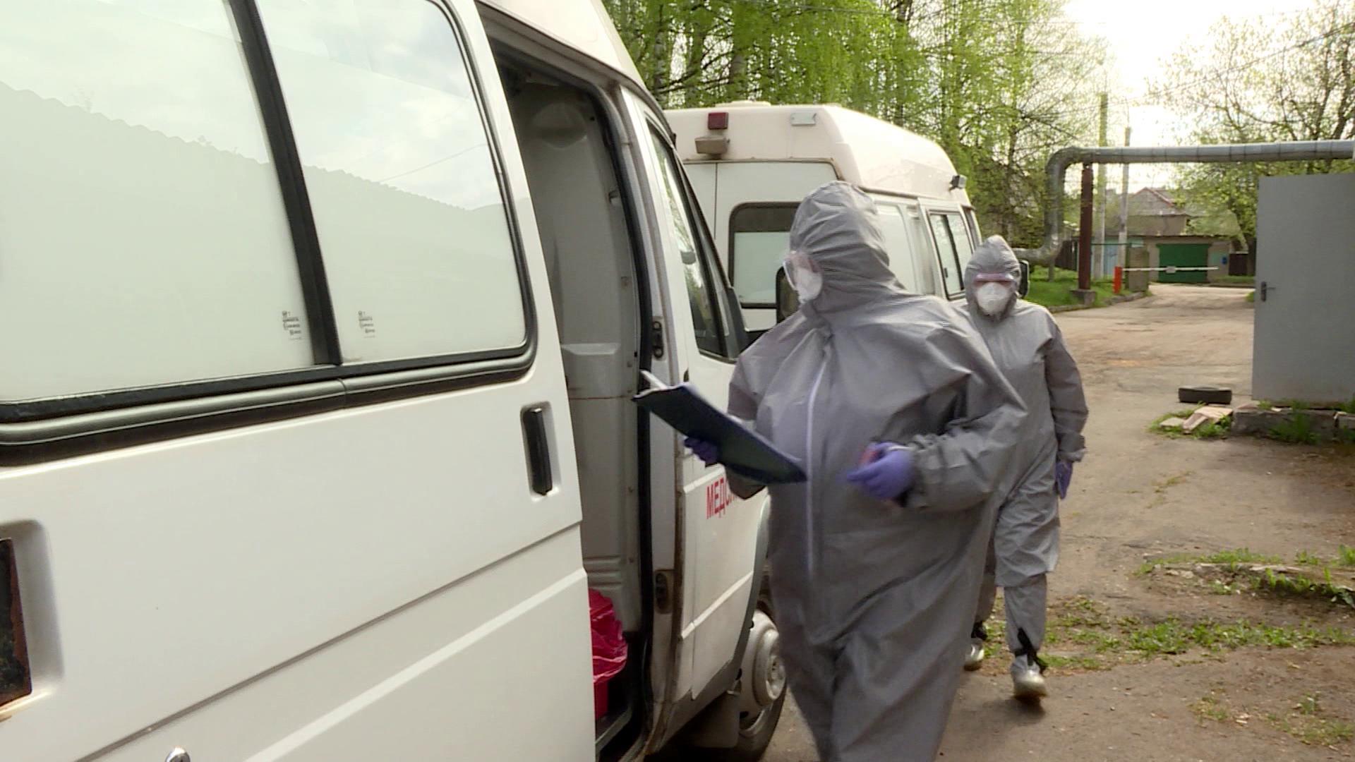 Работу в «красной зоне» костромским медикам учтут в трудовом стаже