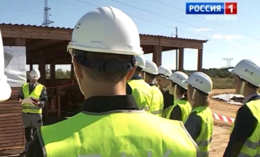 Студенты из Костромы будут строить АЭС на Урале
