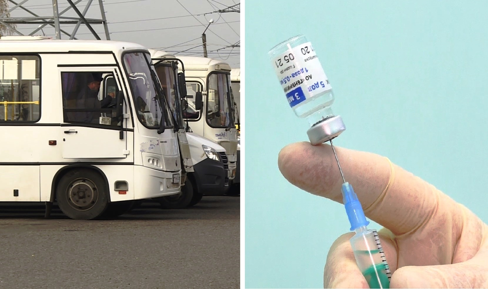 Привившимся от COVID-19 льготникам подарят бесплатные поездки в автобусах