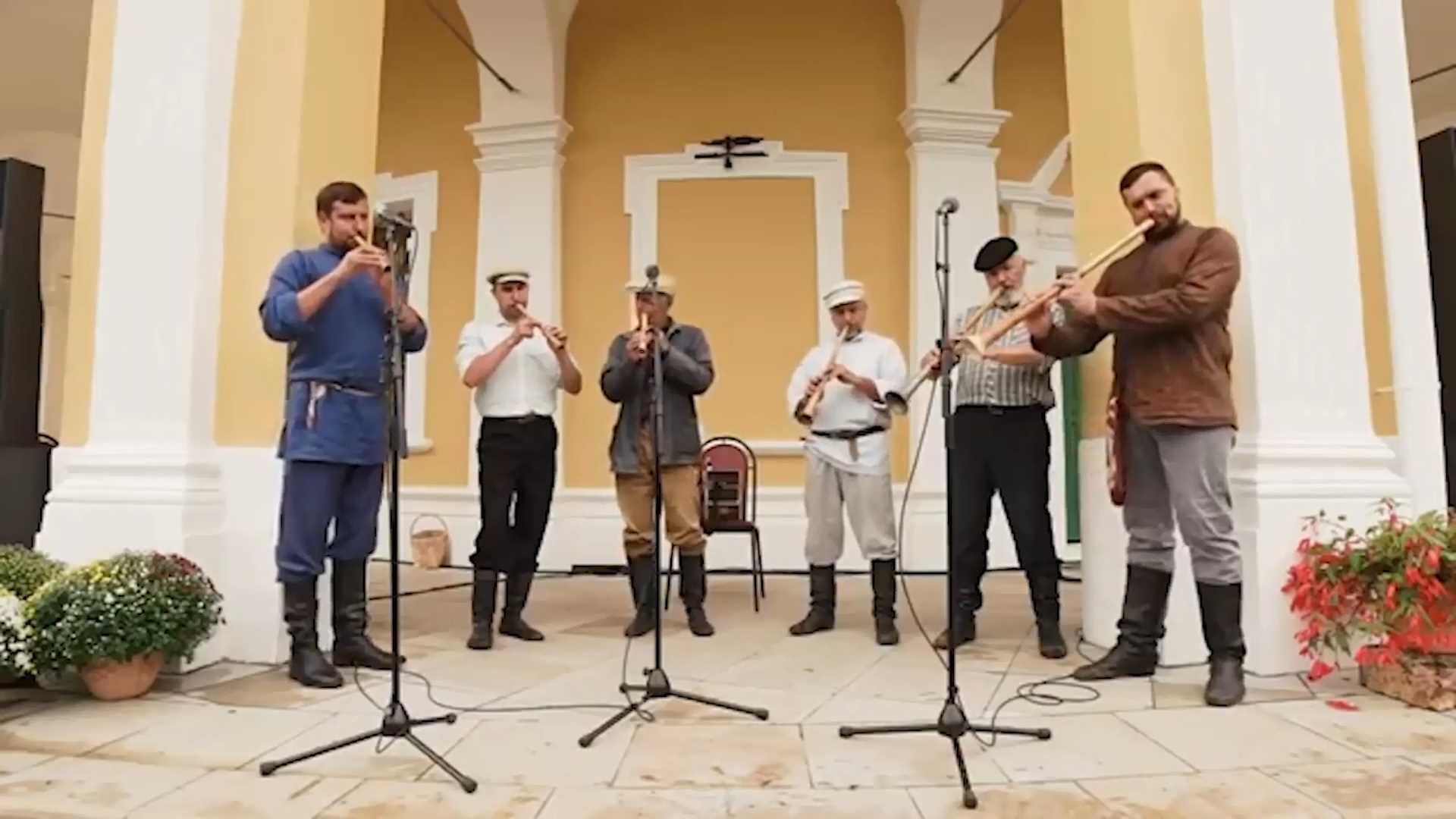 Музыканты с костромской земли получили награду всероссийского конкурса