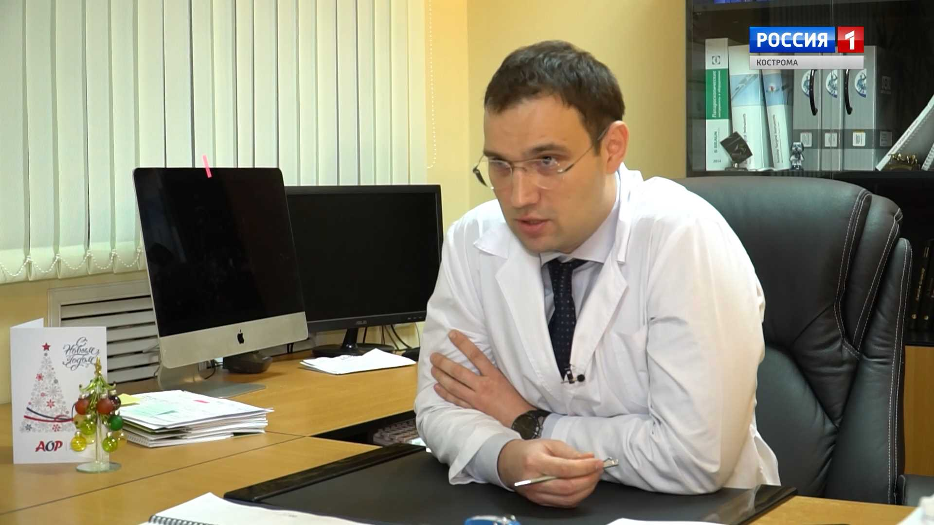 Смертность от онкологии в Костромской области снизилась на 6%