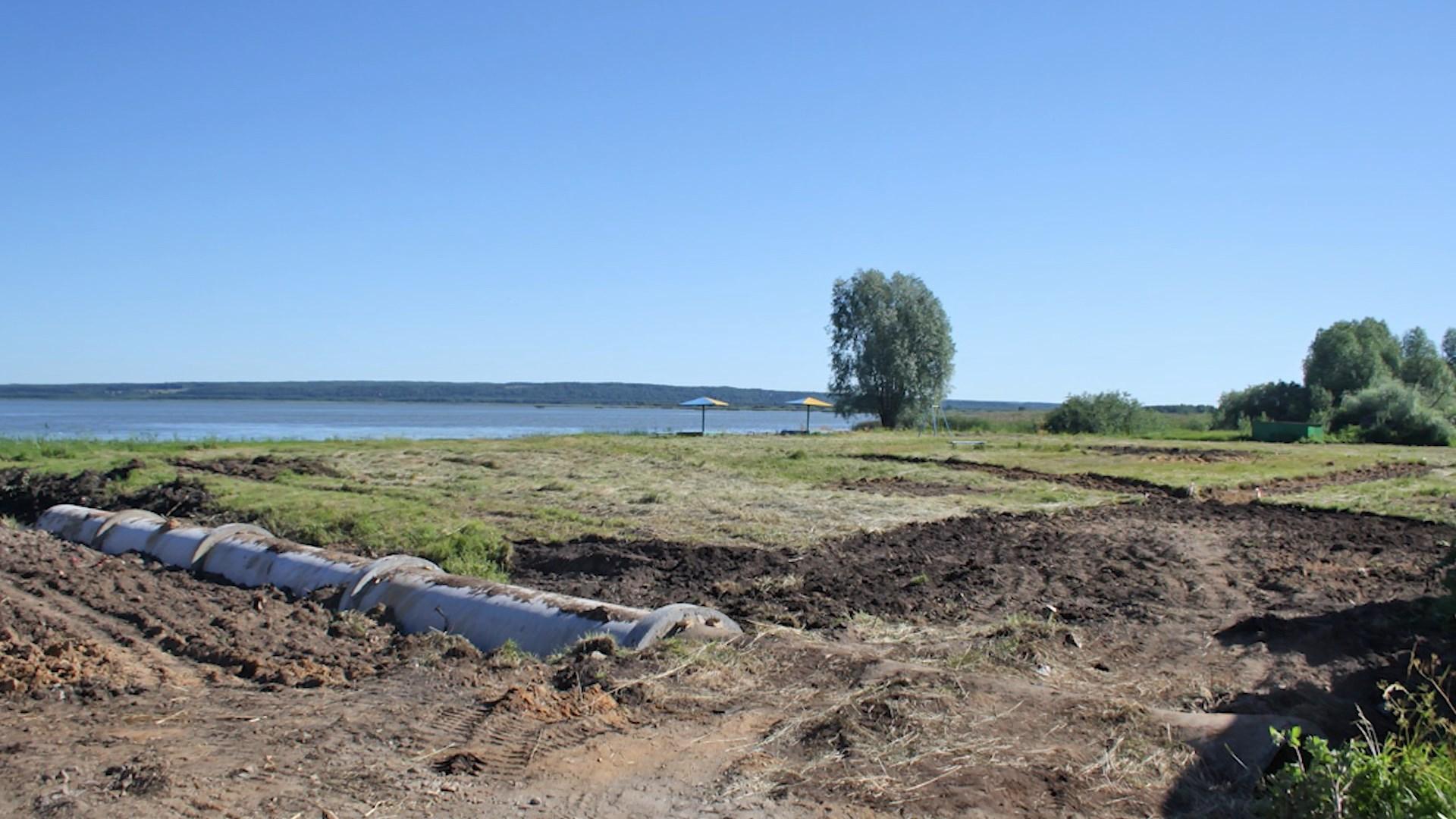 На берегу Галичского озера появятся комфортные кабинки