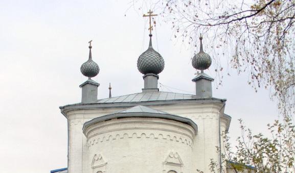 Над костромским храмом восстановят кресты