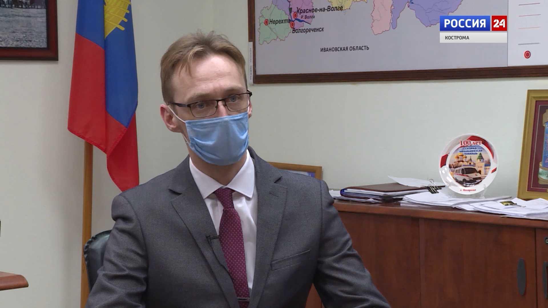 Более тысячи жителей Костромской области привились от коронавируса