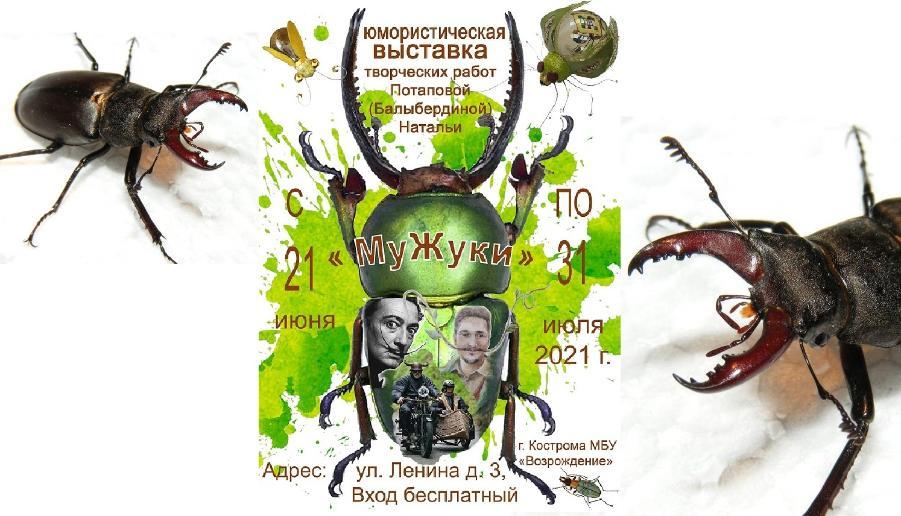 Фантазерка из Костромы покажет горожанам настоящих «Му Жуков»