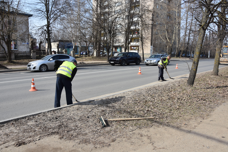 5 стихийных свалок ликвидировали в Костроме с начала санитарного месячника