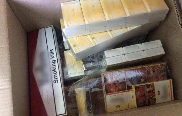 Под Костромой пресекли незаконный табачный трафик