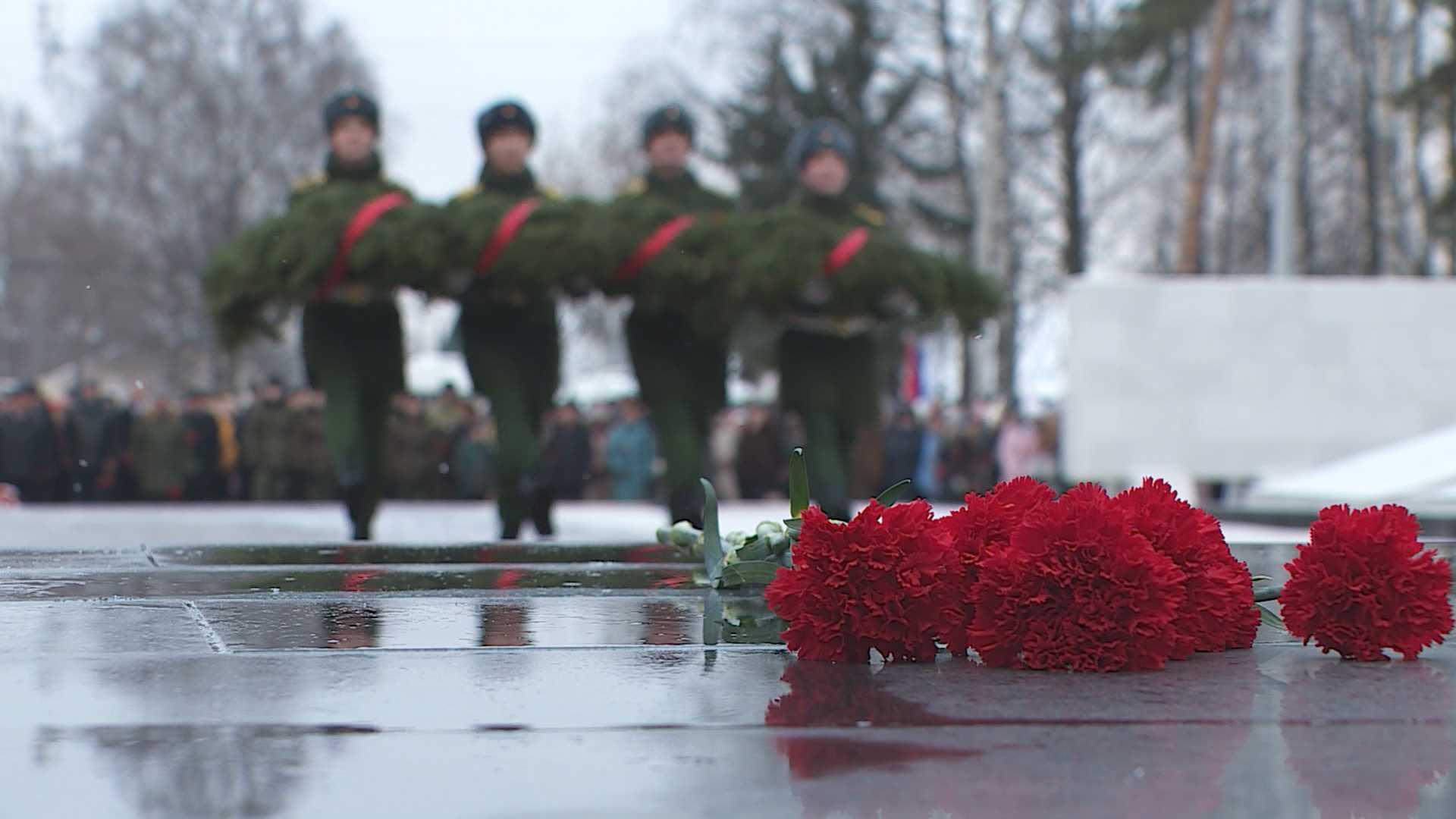 В День защитника Отечества в Костроме почтят память павших воинов