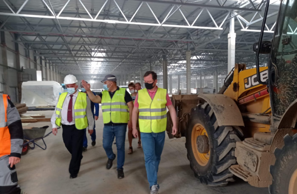 Фанерный комбинат в Галиче начнёт работу уже в 2021 году