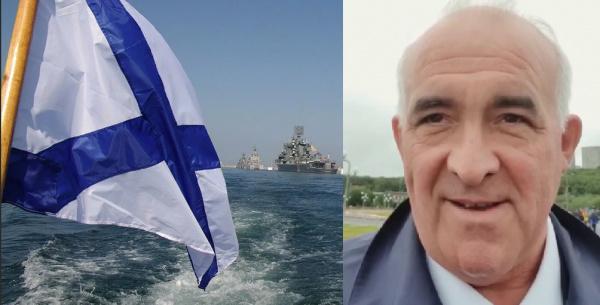 Костромской губернатор поздравил земляков с Днем ВМФ из Североморска