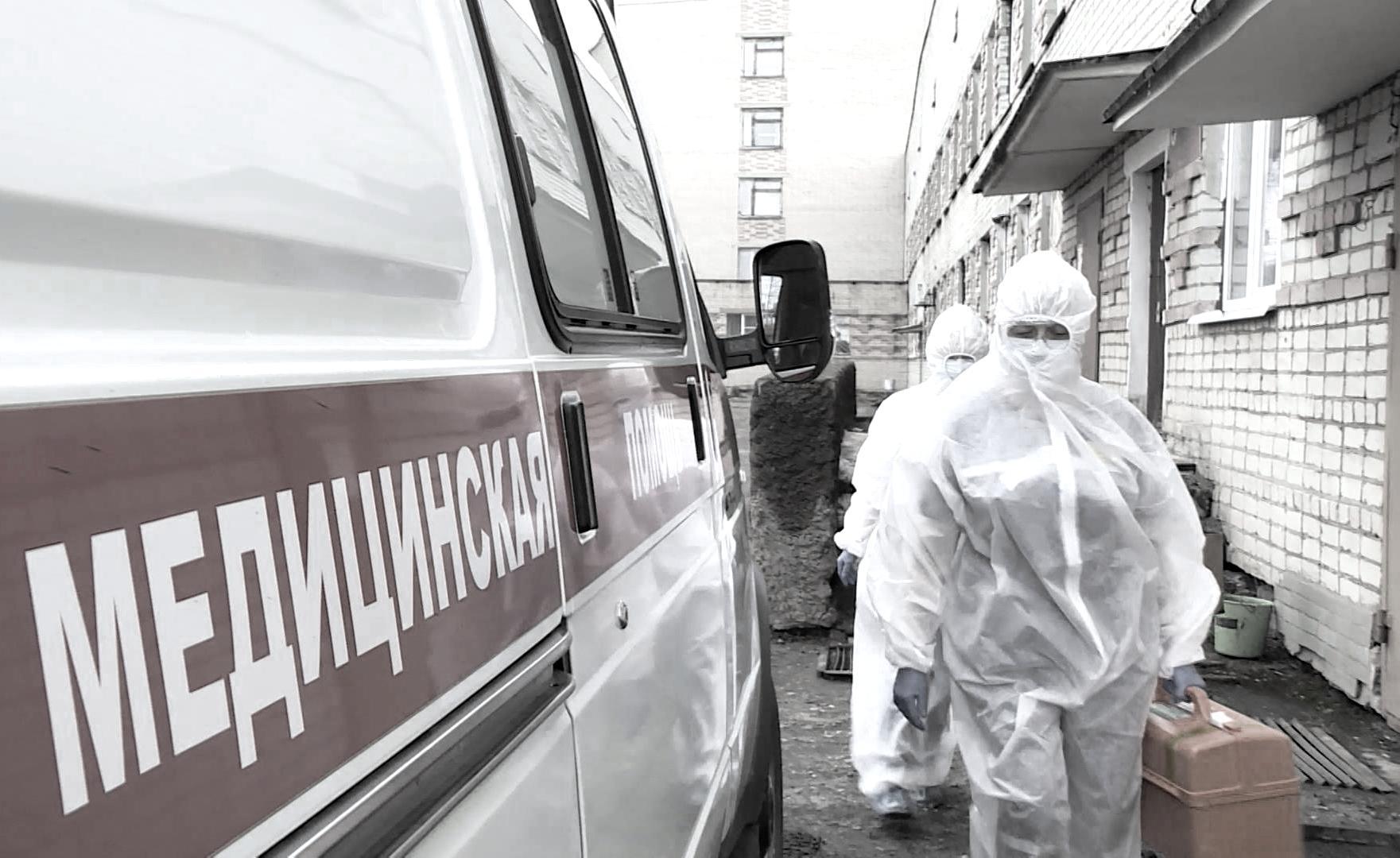 Иногородняя женщина с коронавирусом скончалась в Костромской области